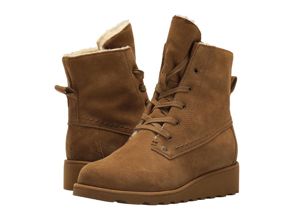 Bearpaw - Krista (Hickory) Women's Shoes