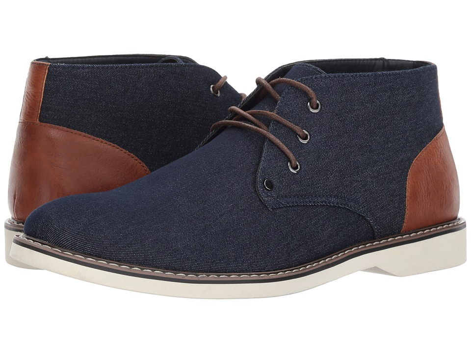 Steve Madden Doyle (Navy) Men