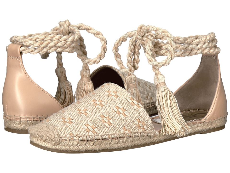 Circus by Sam Edelman Lenora (Natural Geo Dot Woven) Women