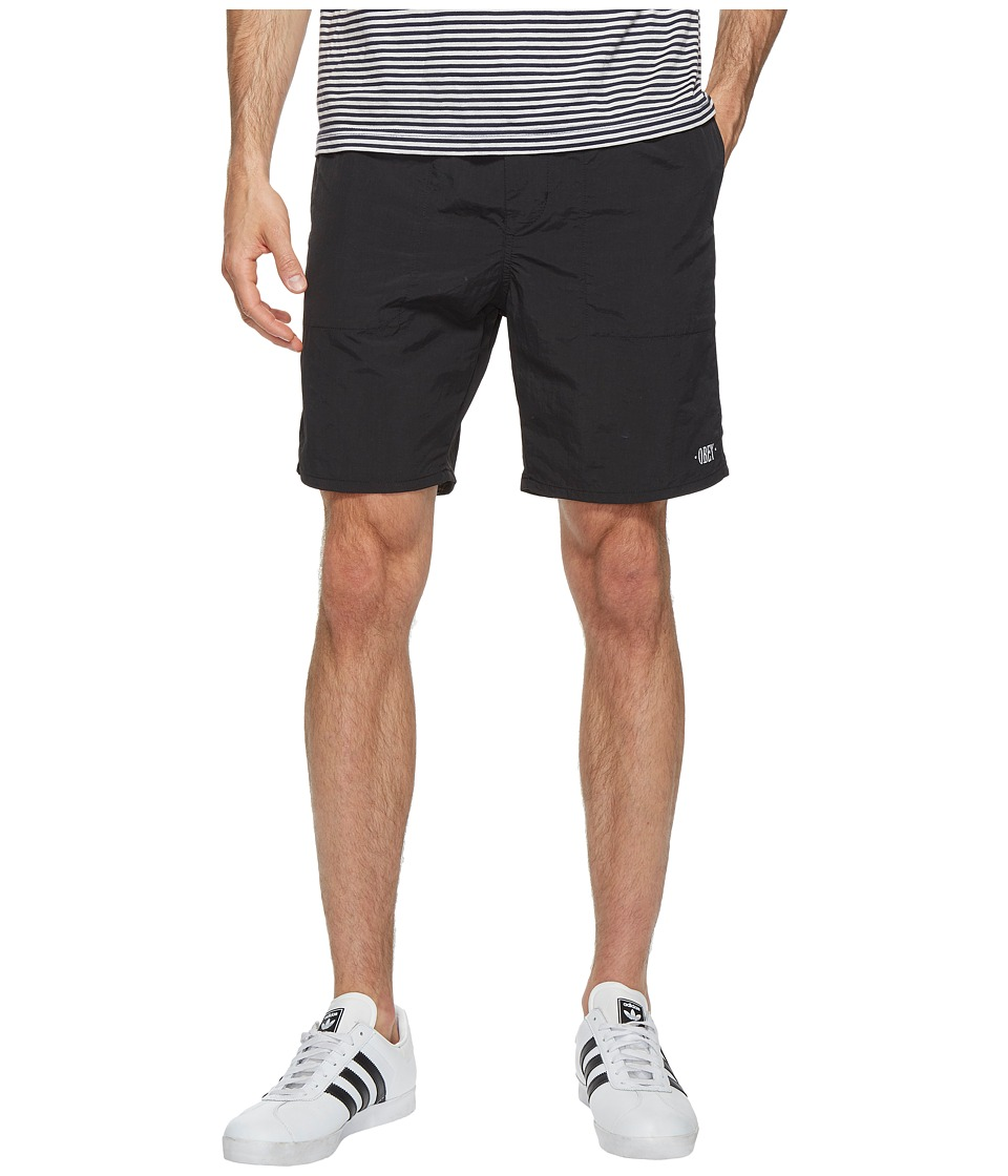 Obey Dolo Shorts (Black) Men