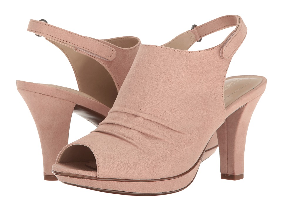 Naturalizer - Dooley (Mauve) Women's Shoes