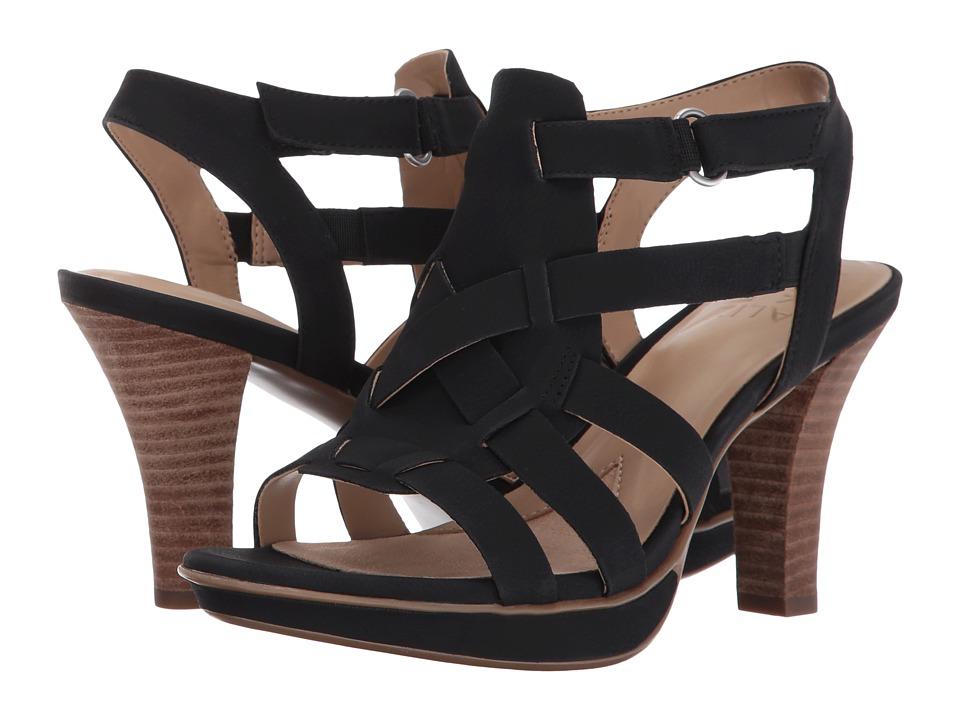 Naturalizer - Daphne (Black) Women's Shoes