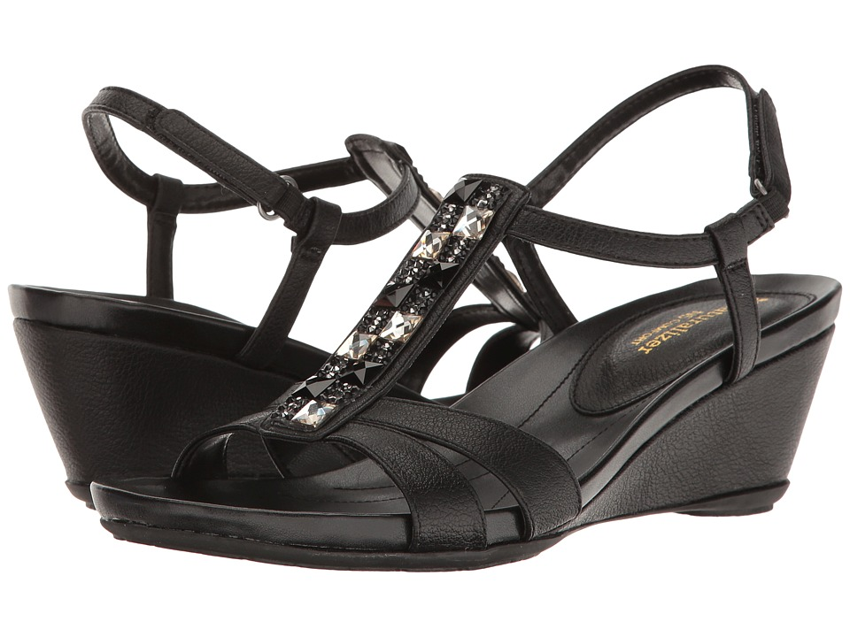 Naturalizer - Spirit (Black Sunflower) Women's Shoes
