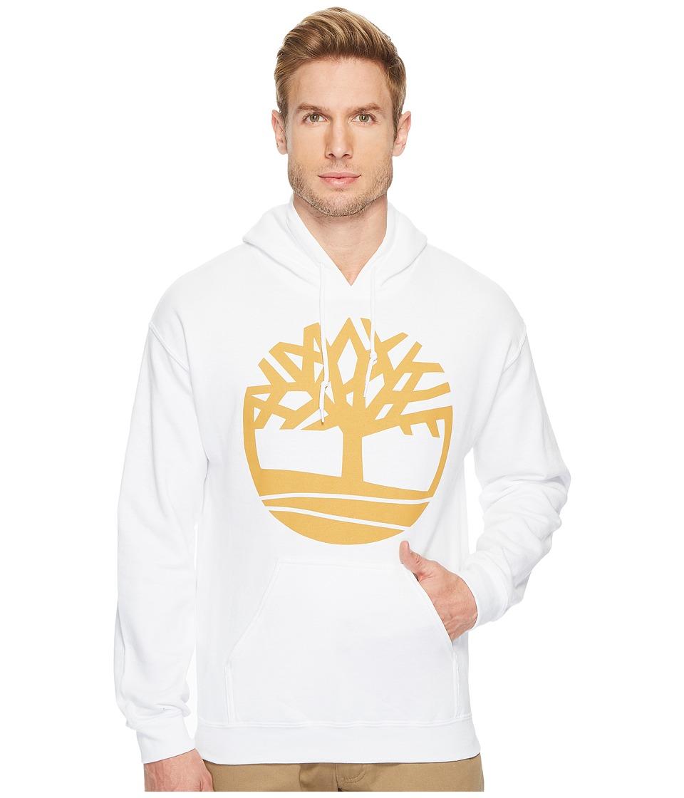 Timberland Tree Hoodie (White) Men