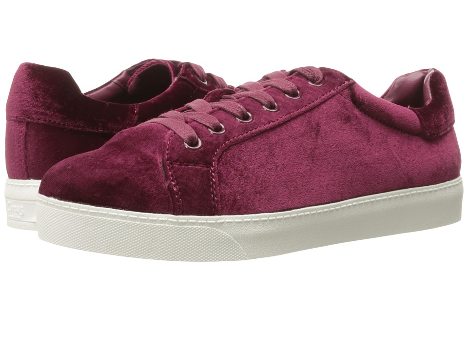 Circus by Sam Edelman - Caprice (Cranberry Silk Velvet) Women's Shoes
