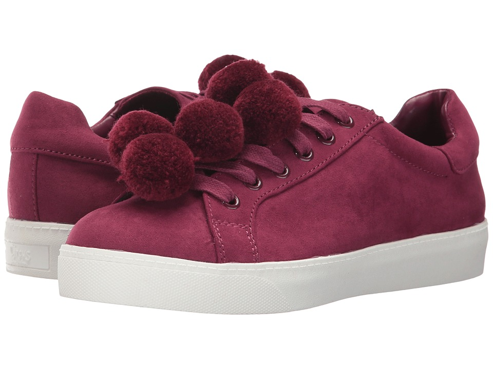 Circus by Sam Edelman Carmela (Cranberry Soft Microsuede) Women