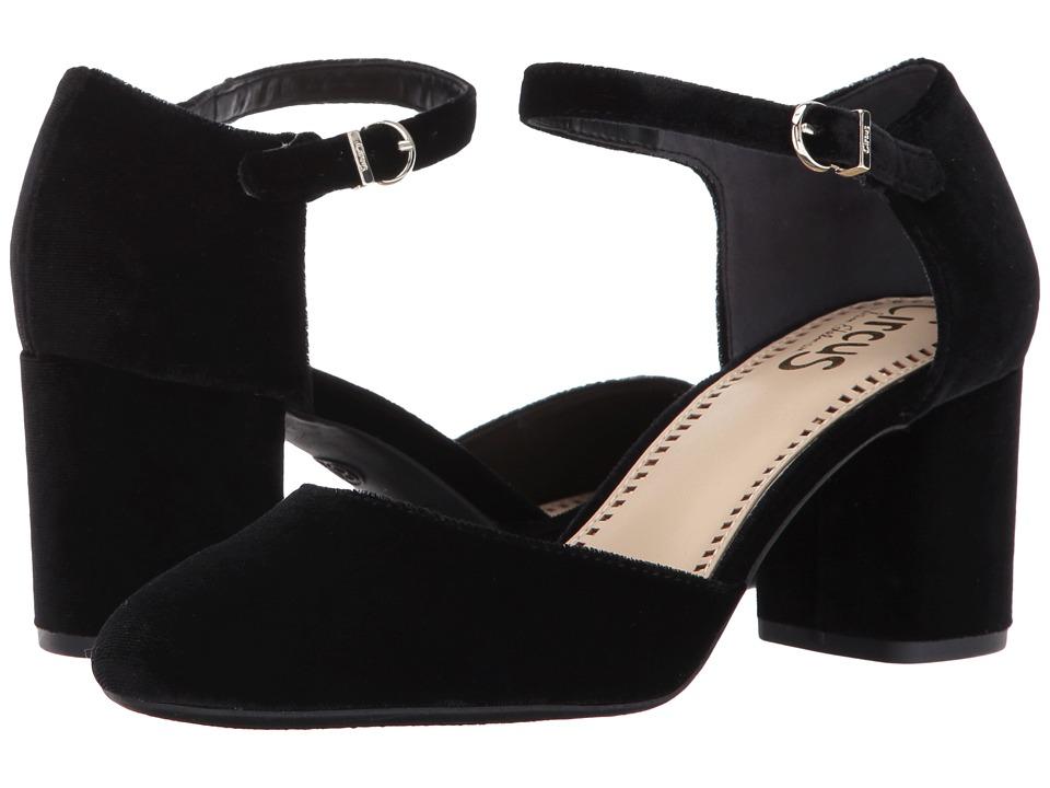 Circus by Sam Edelman - Joelle (Black Silk Velvet) Women's Shoes