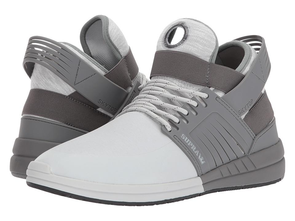Supra Skytop V (Light Grey/Grey) Men
