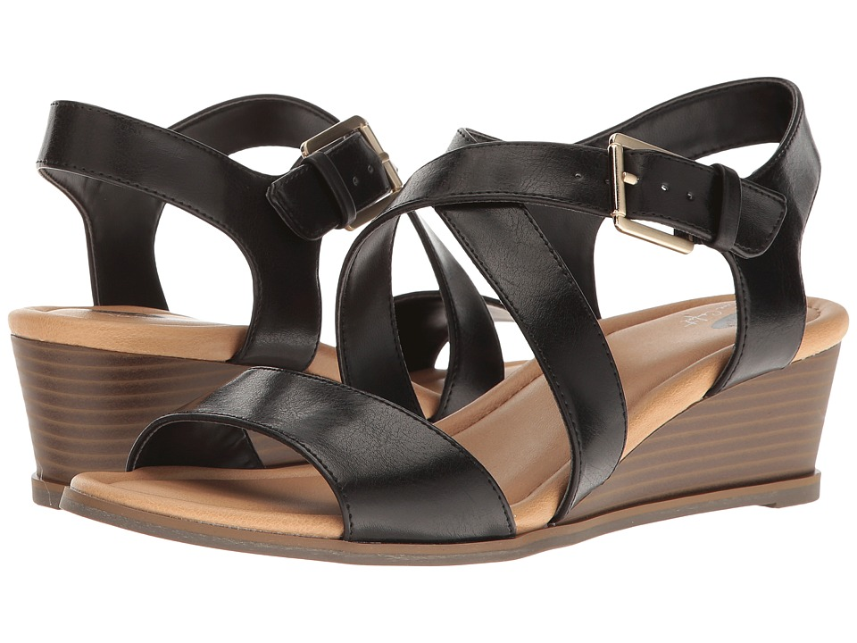 Dr. Scholl's - Certain (Black Smooth) Women's Shoes