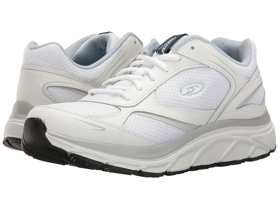 Dr. Scholl's - Freehand (White Action Leather) Women's Shoes