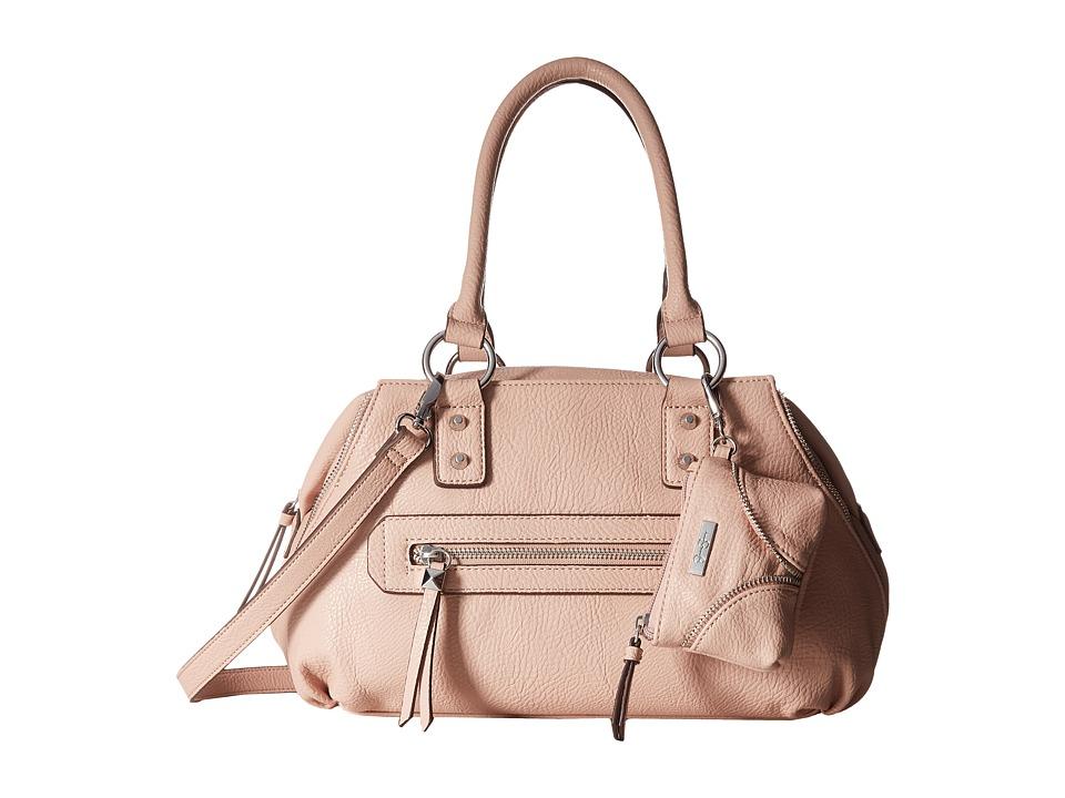 Jessica Simpson - Marley Crossbody Satchel (Blossom) Satchel Handbags