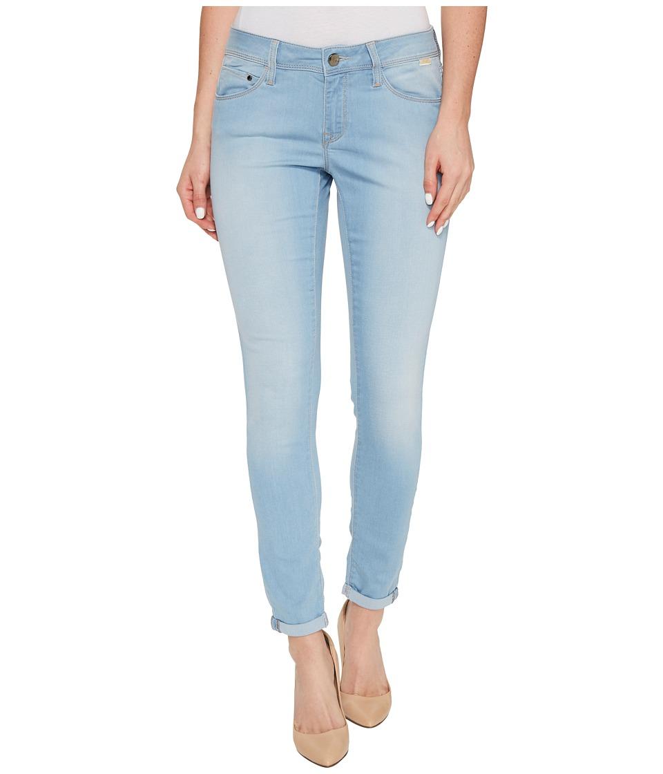 Mavi Jeans Lexy in Bleach Gold Feather (Bleach Gold Feather) Women