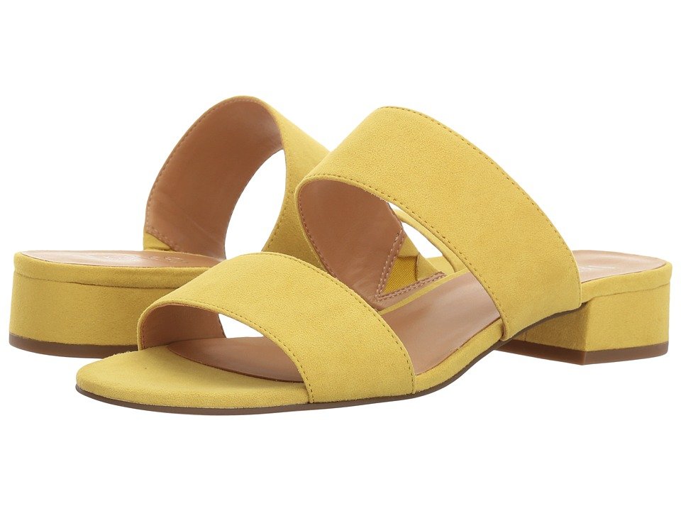 Franco Sarto - Silas (Lemon) Women's Shoes