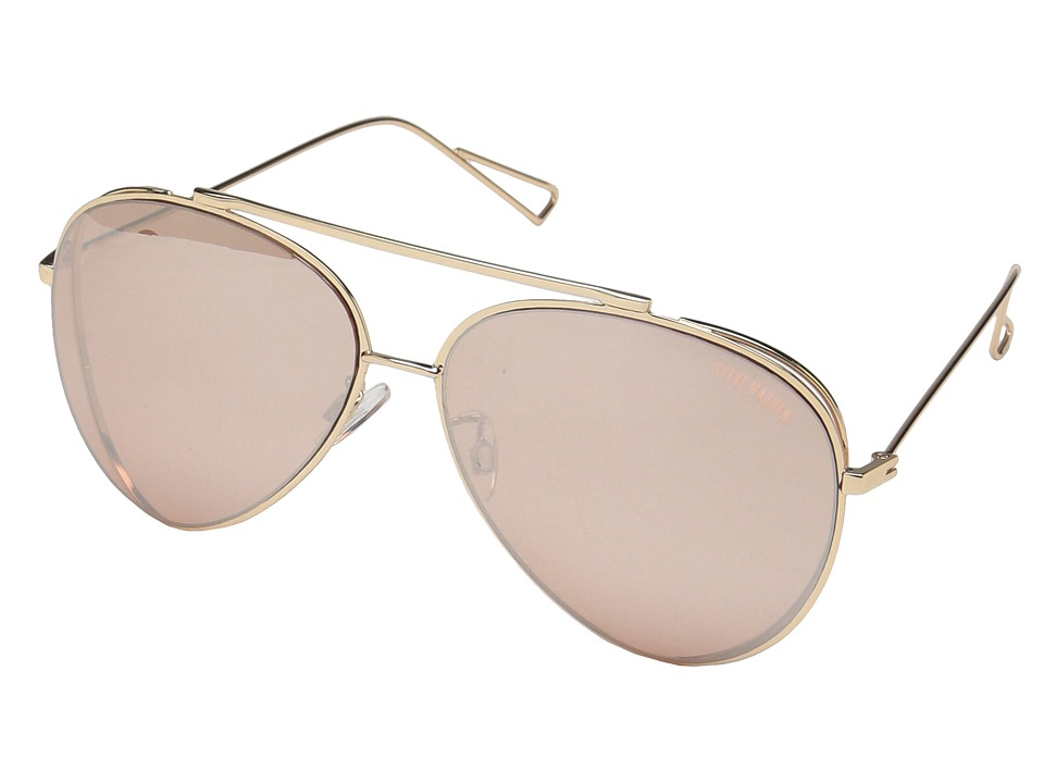 Steve Madden - SM472152 (Rose Gold) Fashion Sunglasses