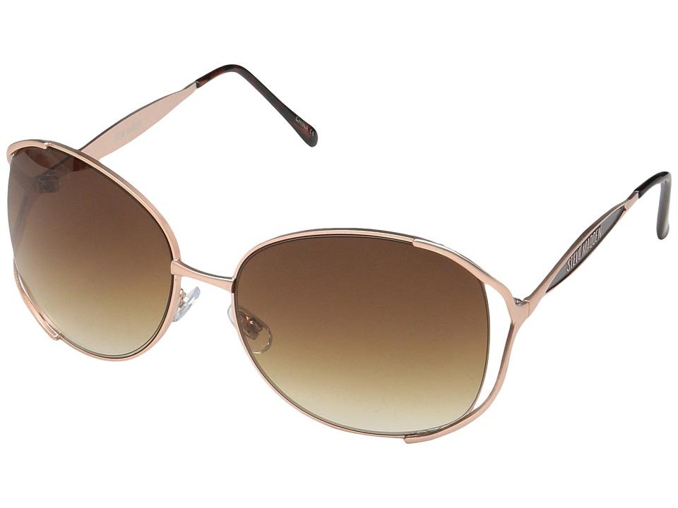 Steve Madden - S5610 (Brown) Fashion Sunglasses