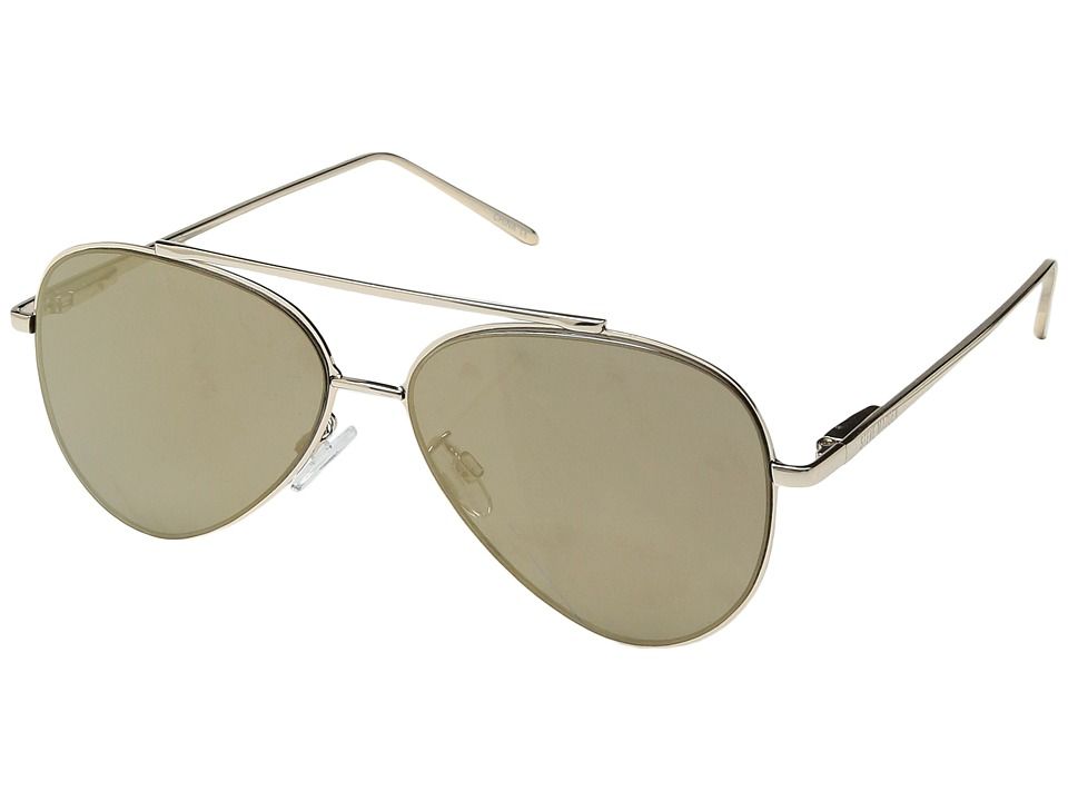 Steve Madden - SM472123 (Gold/Gold) Fashion Sunglasses