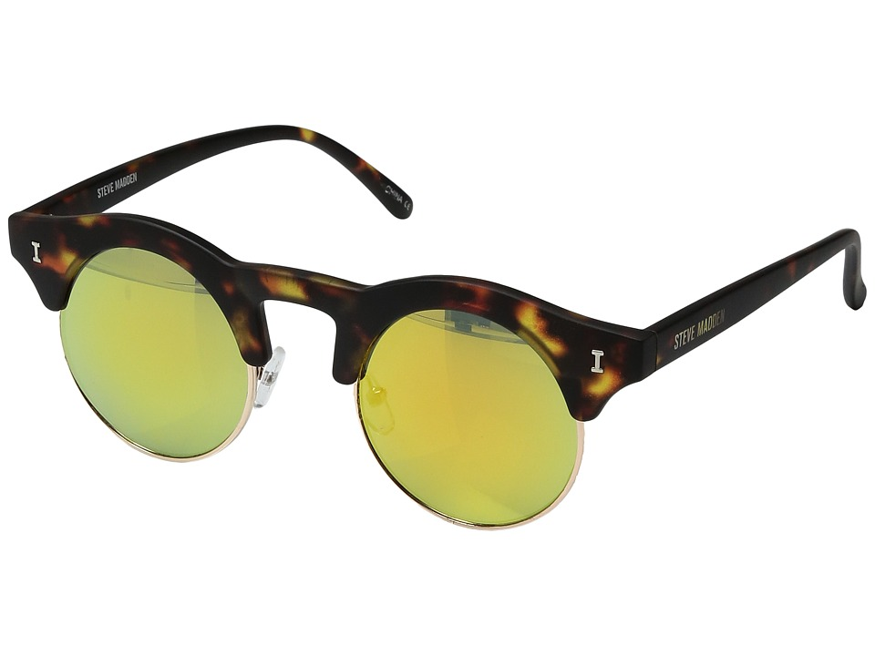 Steve Madden - SM867125 (Tortoise) Fashion Sunglasses