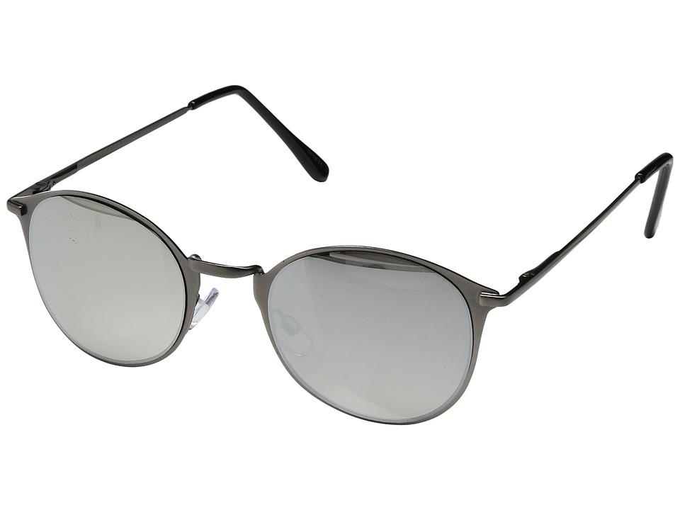 Steve Madden - SM465117 (Gunmetal) Fashion Sunglasses