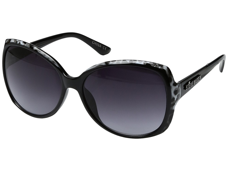 Steve Madden - SM863136 (Grey/Leopard) Fashion Sunglasses