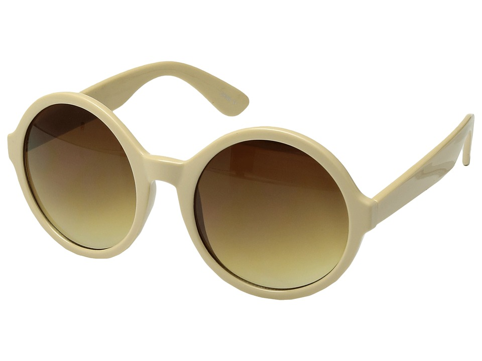 Steve Madden - S5535 (Nude) Fashion Sunglasses