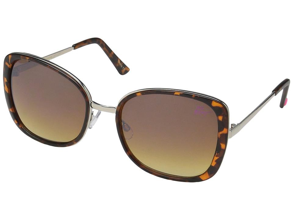 Betsey Johnson - BJ463109 (Tortoise) Fashion Sunglasses