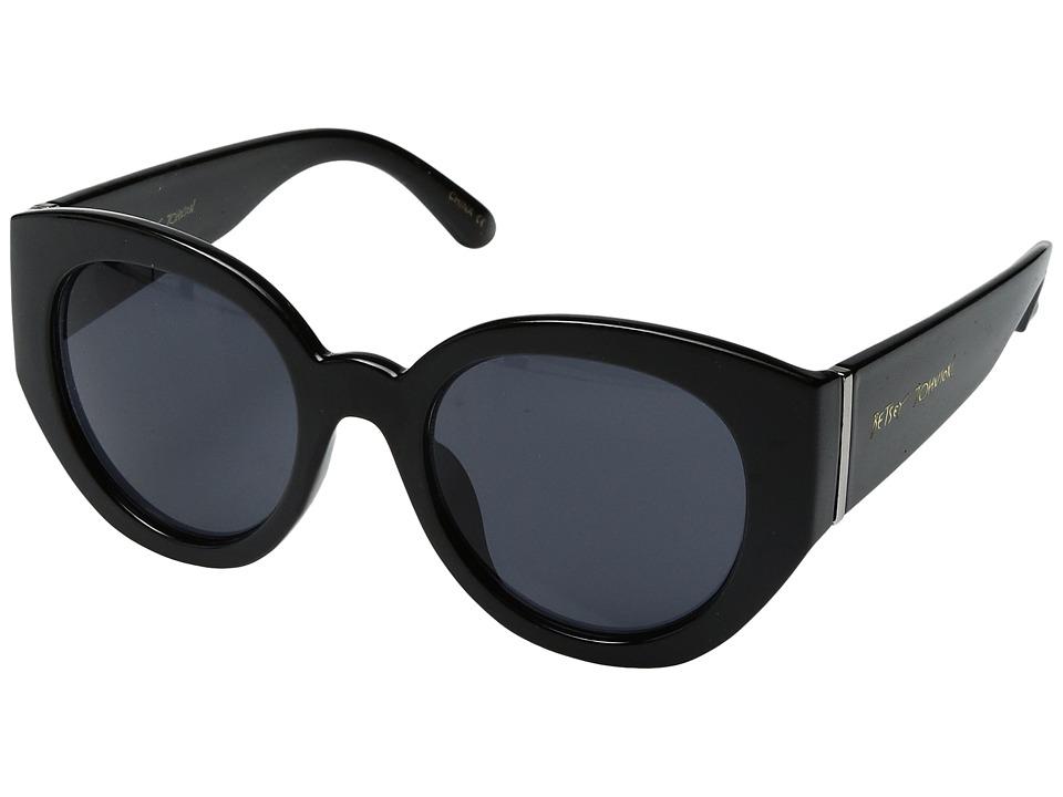 Betsey Johnson - BJ874159 (Black) Fashion Sunglasses
