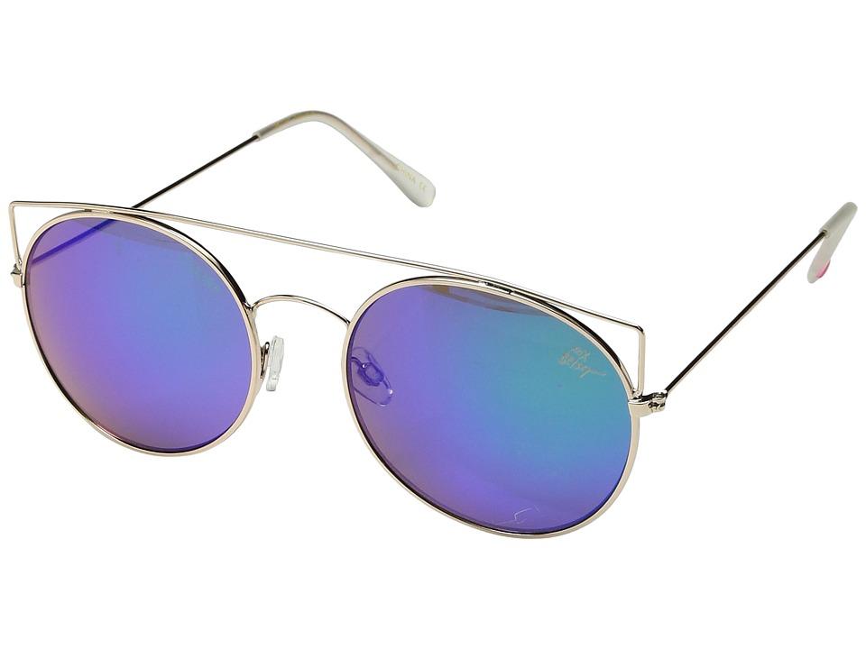 Betsey Johnson - BJ465118 (Green) Fashion Sunglasses