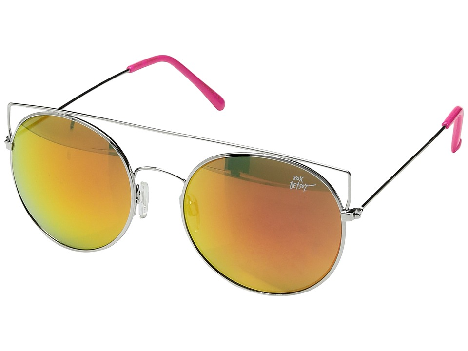 Betsey Johnson - BJ465118 (Pink) Fashion Sunglasses