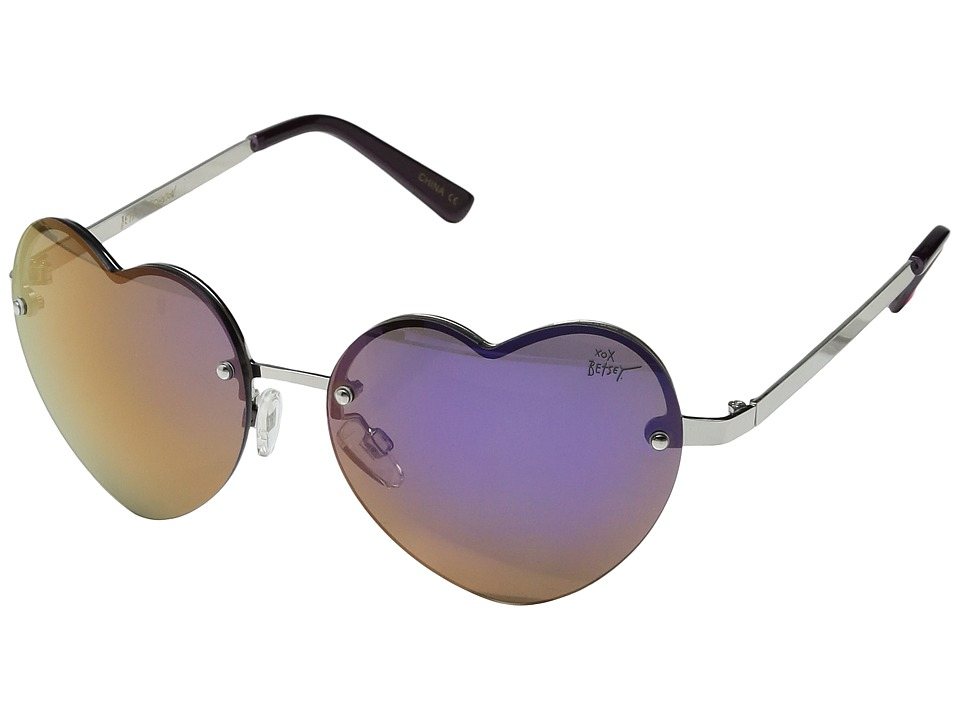 Betsey Johnson - BJ475121 (LAV) Fashion Sunglasses