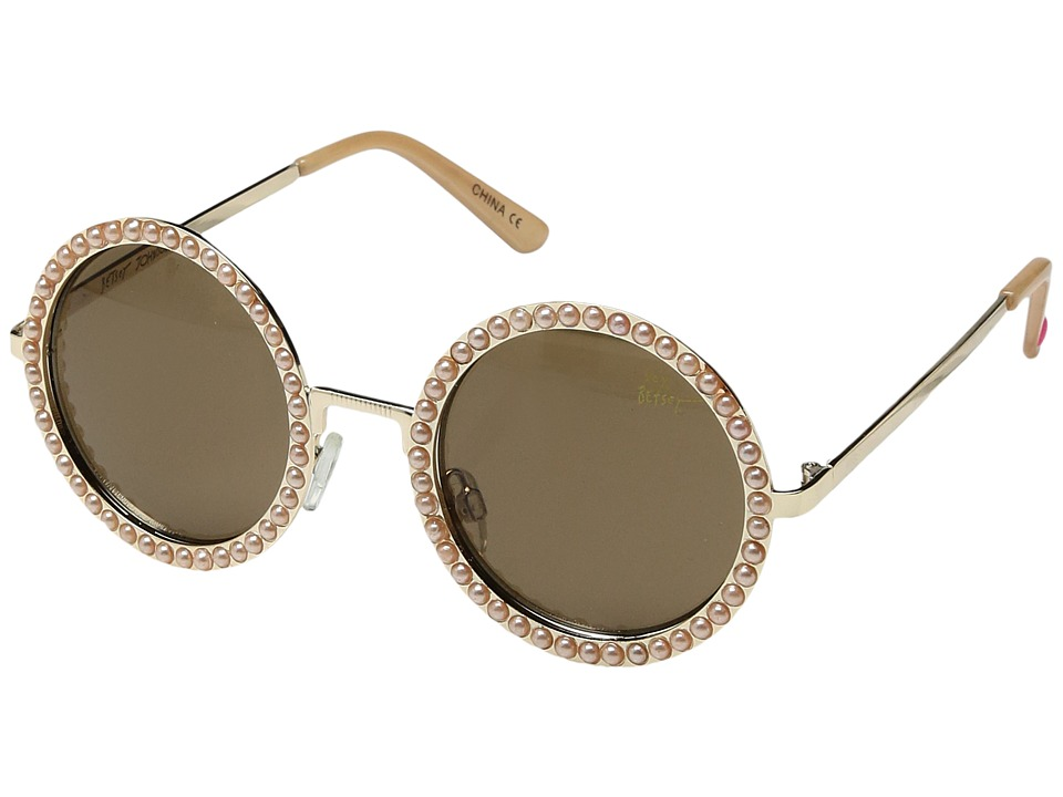 Betsey Johnson - BJ465107 (Nude) Fashion Sunglasses
