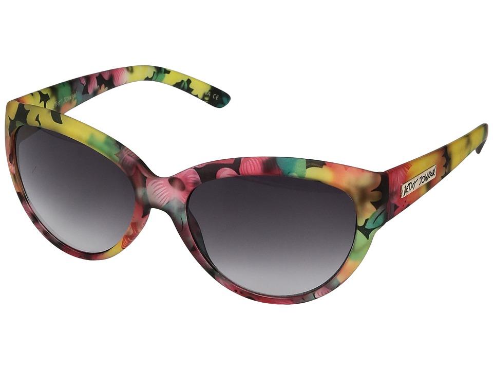 Betsey Johnson - BJ849145 (Red) Fashion Sunglasses