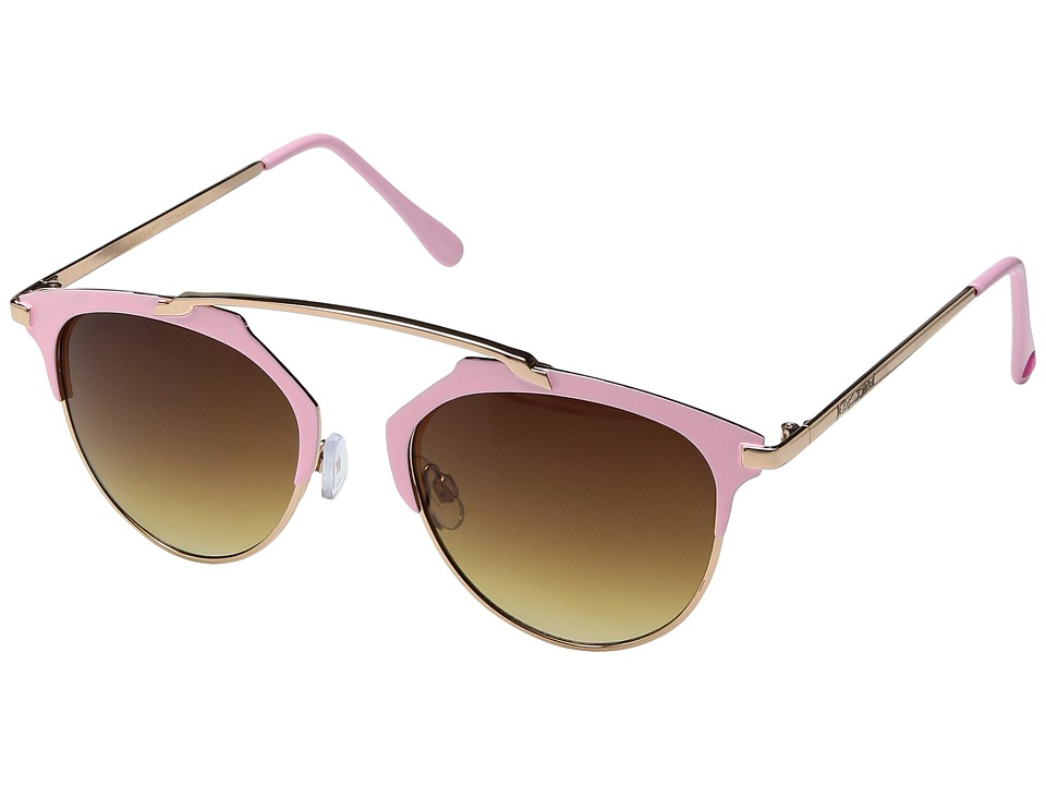 Betsey Johnson - BJ475114 (Pink) Fashion Sunglasses