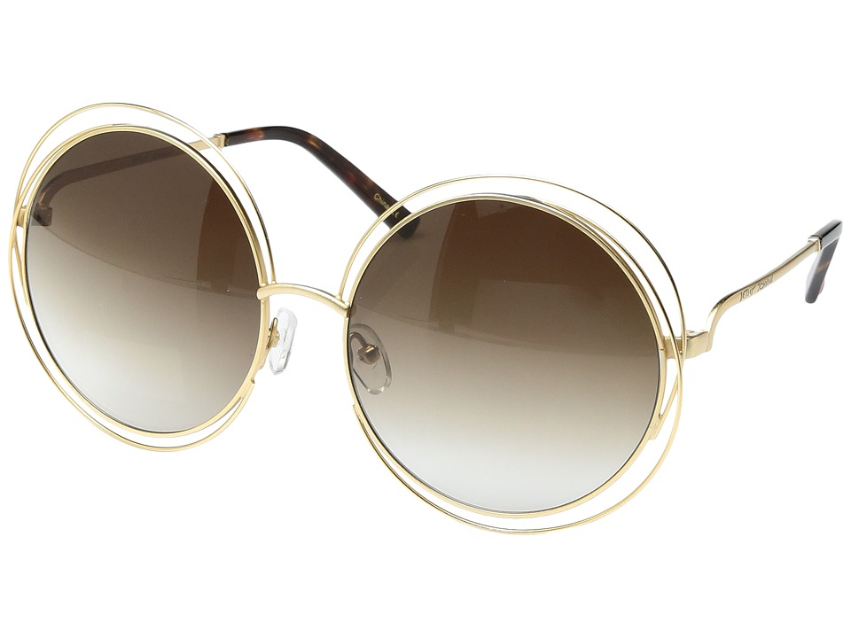 Betsey Johnson - BJ465110 (Gold) Fashion Sunglasses