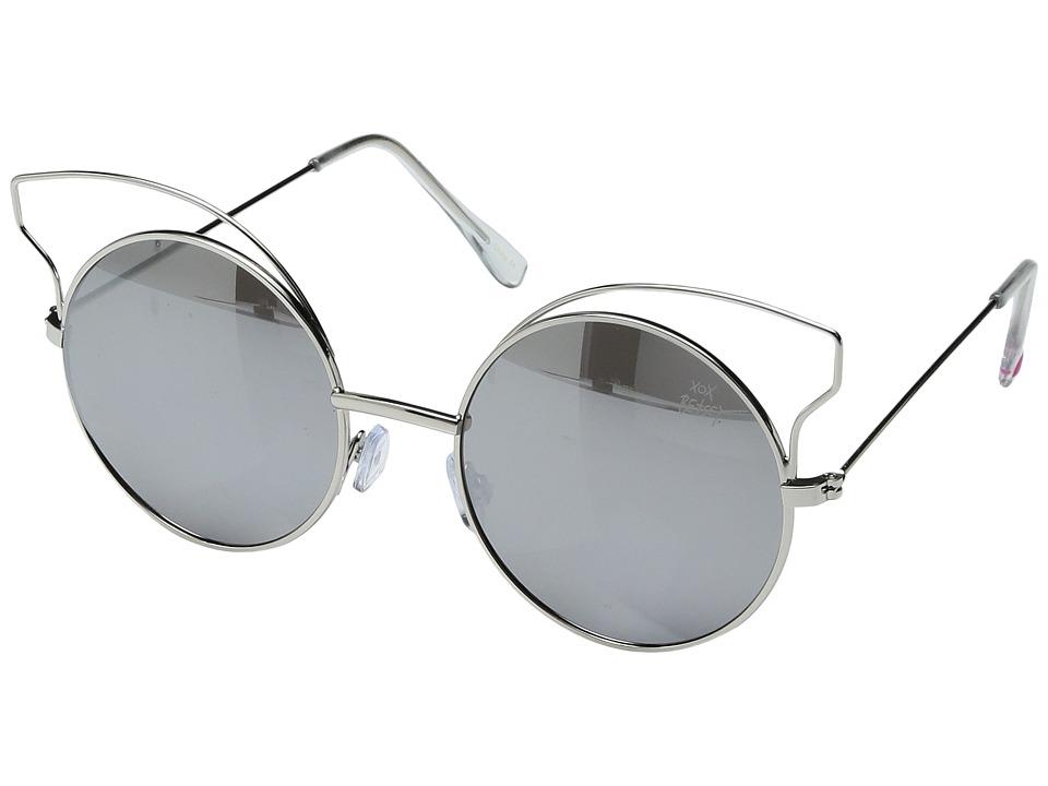 Betsey Johnson - BJ475109 (Silver) Fashion Sunglasses