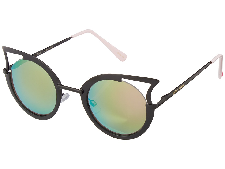 Betsey Johnson - BJ475103 (Black) Fashion Sunglasses