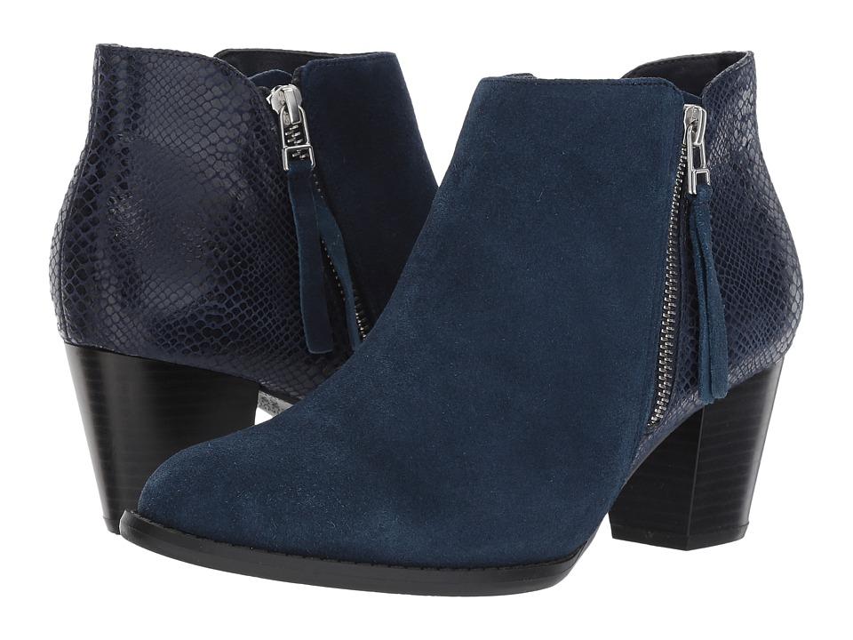 VIONIC - Anne (Navy Snake) Women's Shoes