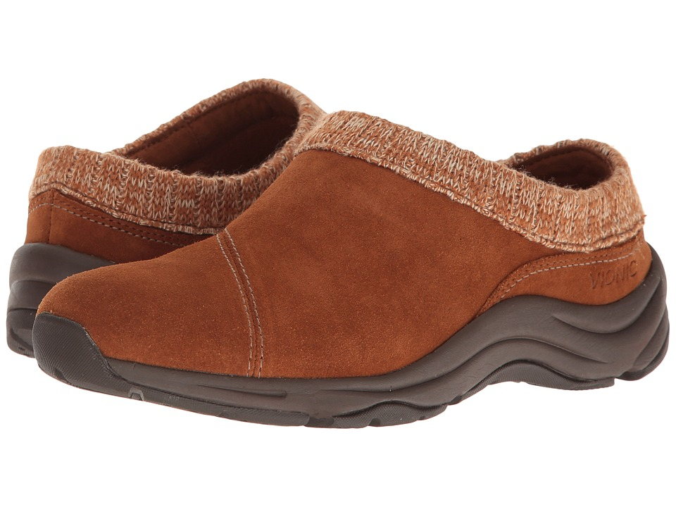 VIONIC - Arbor (Saddle) Women's Shoes
