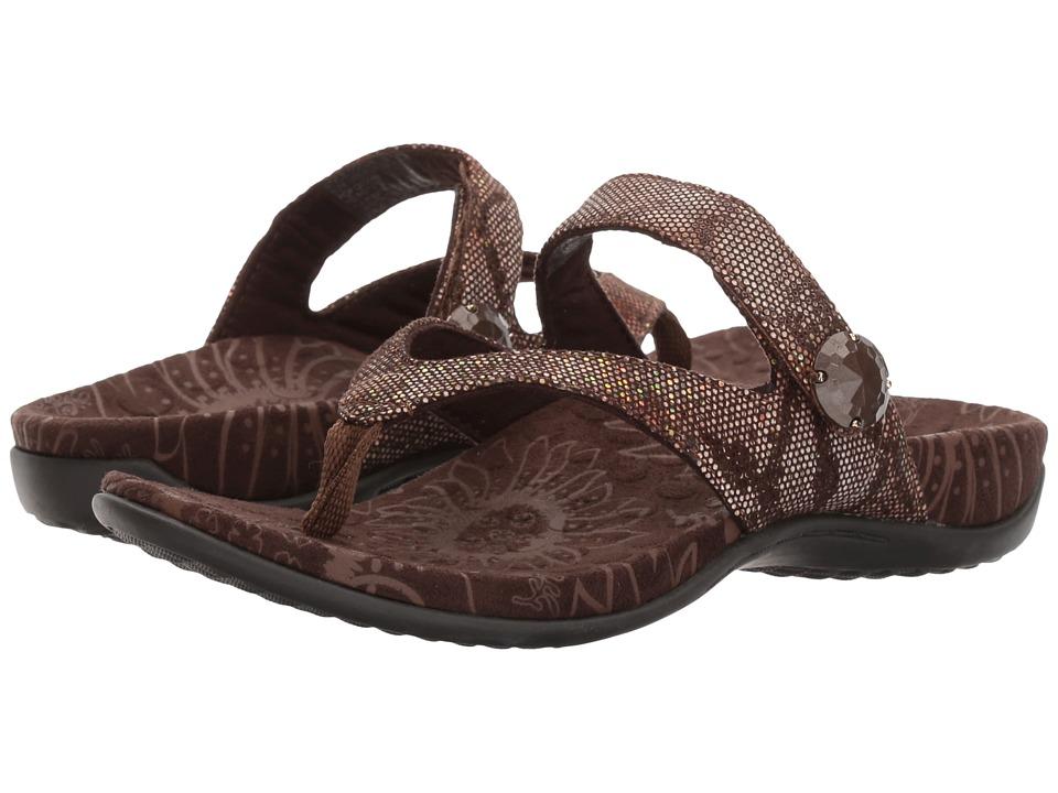 VIONIC - Cocoa (Bronze Snake) Women's Shoes