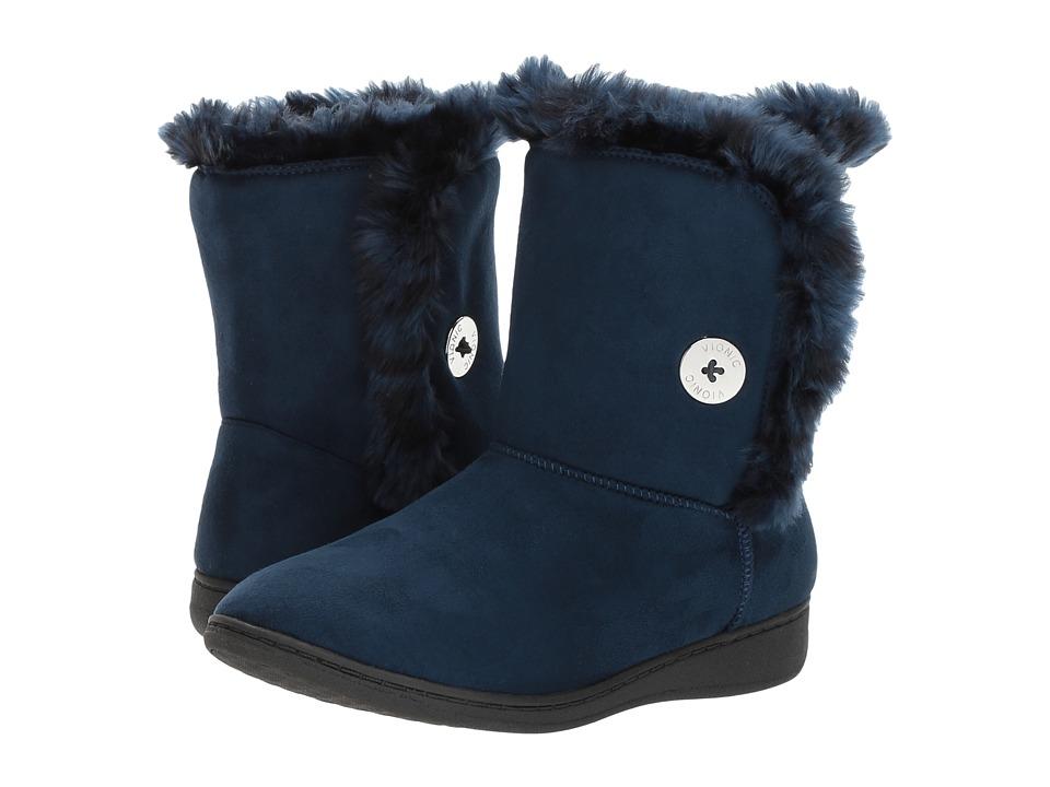 VIONIC - Fairfax (Navy) Women's Shoes