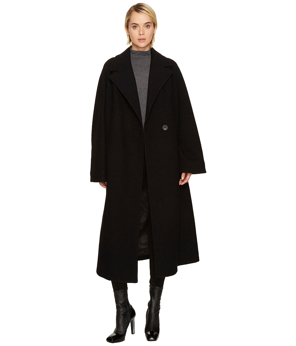McQ - Volume Coat (Black) Women's Coat