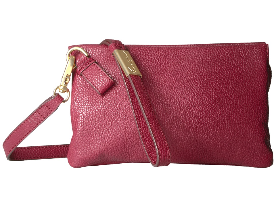 Foley & Corinna - Cache Crossbody (Berry Sangria) Cross Body Handbags