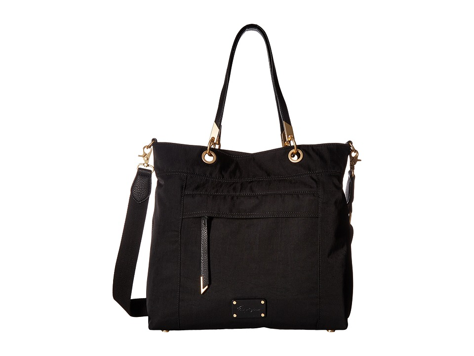 Foley & Corinna - Fusion Nylon Tote (Black) Tote Handbags
