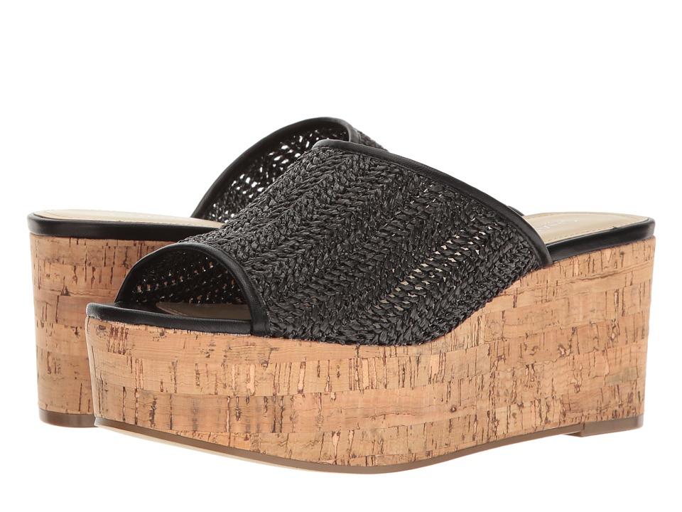 Charles by Charles David - Crisp (Black Basket Woven) Women's Shoes