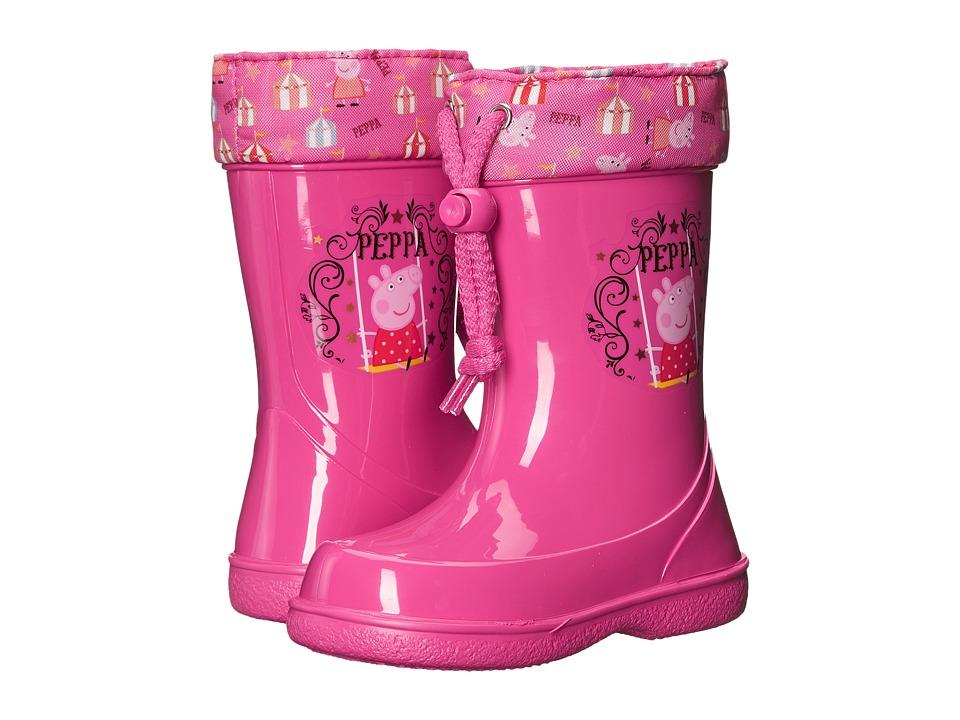 Igor Pipo Pepo Pig (Toddler/Little Kid) (Fuchsia) Girls Shoes