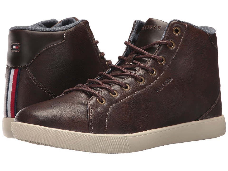 Tommy Hilfiger - Talis (Dark Brown) Men's Shoes