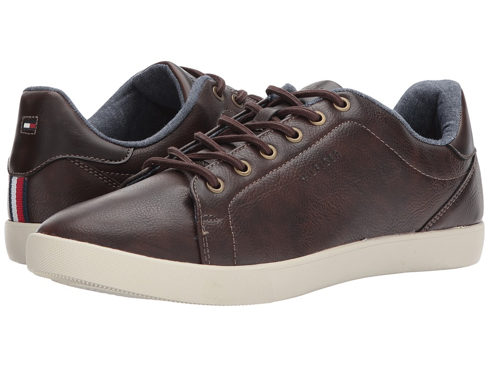 Tommy Hilfiger - Toris (Dark Brown) Men's Shoes