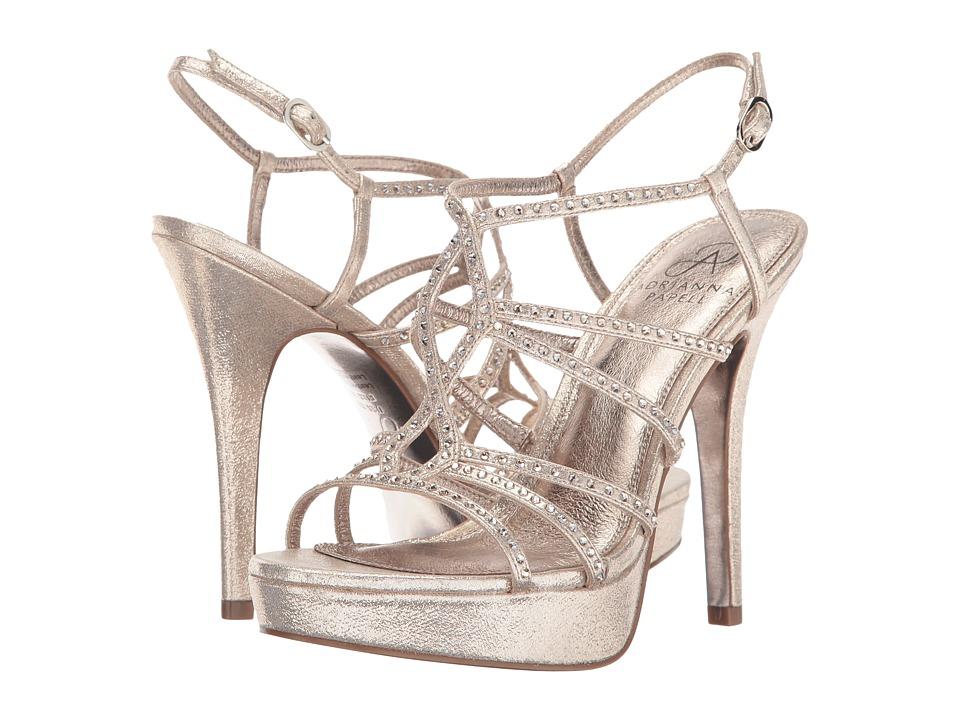 Adrianna Papell - Miranda (Gold Sterling Metallic) Women's Shoes