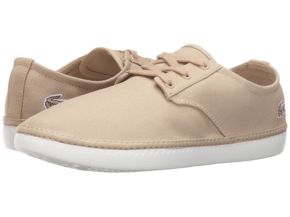Lacoste - Malahini Deck 316 1 (Natural) Men's Shoes