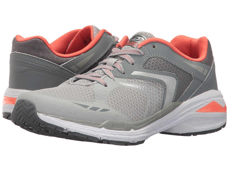 Dr. Scholl's - Blitz (Grey/Coral) Women's Shoes