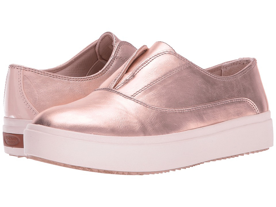Dr. Scholl's - Brey (Rose Gold Glimmer Metallic) Women's Shoes